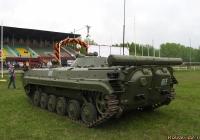 БМП-1. Алтайский край, Барнаул, Ипподром