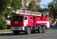 Пожарный автомобиль АЦЛ 3-40/4-24 (43118) #Х725ТУ163. Самара, улица Авроры