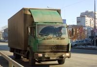 Фургон на шасси Mercedes-Benz #Х469УУ47. Самара, Московское шоссе