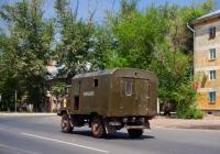 Мастерская на шасси ГАЗ-66 #Е691ОТ163. Самарская область, Чапаевск, улица Щорса
