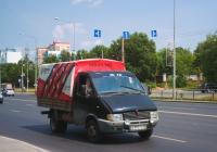 ГАЗ-3302 #Х993ЕХ63. Самара, Ново-Садовая улица