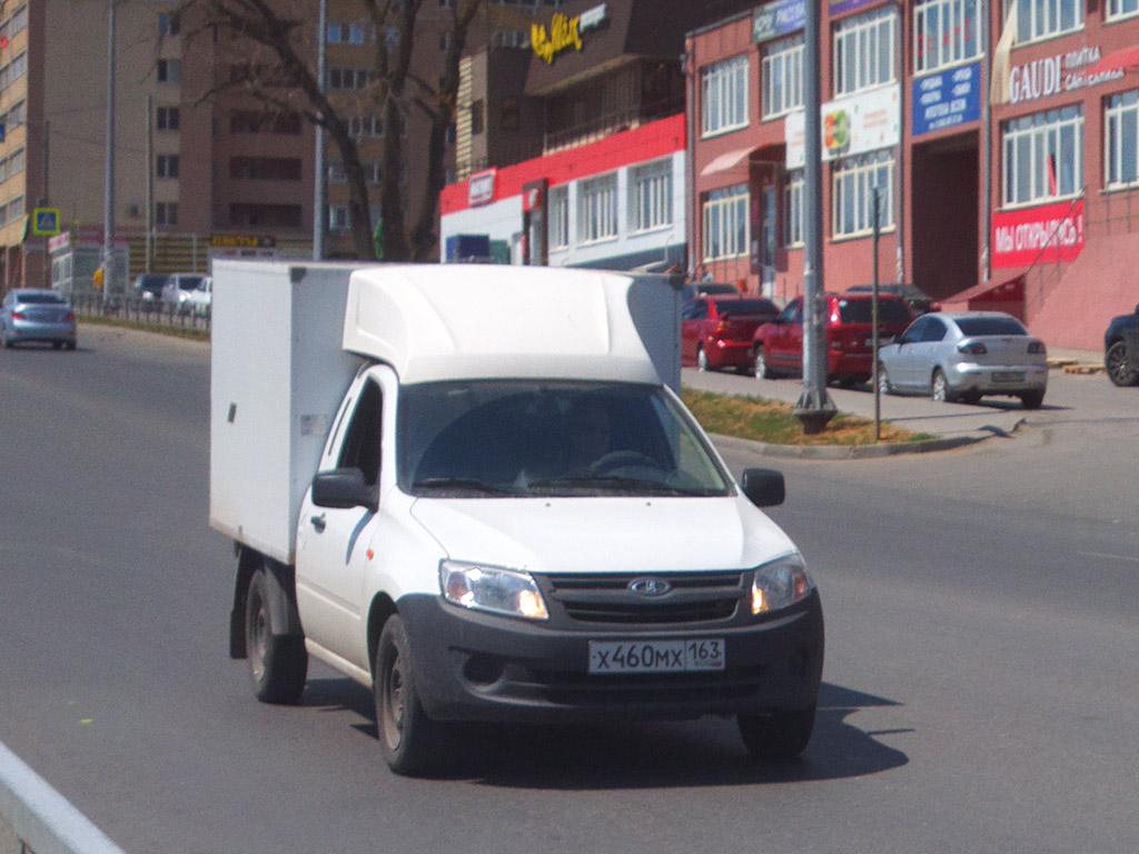 ВиС-2349 #Х460МХ163. Самара, улица Дыбенко