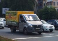 Gazelle-Next с тентом #Х994ОВ163. Самара, улица Дыбенко