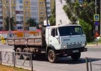 Бортовой КамАЗ-55102 #У311АМ163. Самара, Пензенская улица