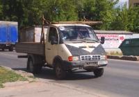 ГАЗ-3302 #Х858АХ163. Самара, Партизанская улица