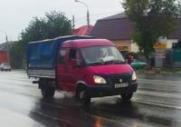 """Грузовой автомобиль ГАЗ-33023 """"ГАЗель"""" #А812НМ163. г. Самара, улица Авроры"""
