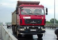 Самосвал МАЗ-6501 B9-8420-000 #У663ТХ163. Самара, Южный мост