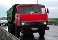 Самосвал КамАЗ-55111 #О006ММ163. Самара, Южный мост