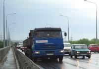 Седельный тягач КамАЗ-5410 #С991РР163. г. Самара, Южный мост
