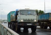Бортовой  КамАЗ-43118 #В750СР16. Самара, Южный мост