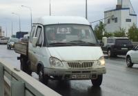 """Грузовой автомобиль ГАЗ-33023 """"ГАЗель"""" #М128СМ63. г. Самара, Южный мост"""