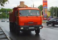 Самосвал КамАЗ-65115 #Т371ЕТ163. г. Самара, улица Авроры