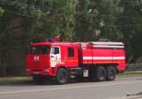 Пожарная автоцистерна АЦ-8,0-70 (43118) на шасси КамАЗ-43118 #А506АУ763. г. Самара, улица Промышленности