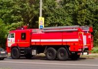 Пожарная автоцистерна АЦ-8,0-70 (43118) на шасси КамАЗ-43118 #А506АУ763. г. Самара, ул. Промышленности