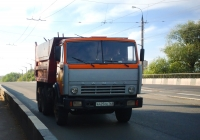 Самосвал КАМАЗ-55111 #А425ОЕ763. г. Самара, улица XXII Партсъезда