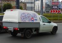 Пикап ВИС-2349 #А321МС763. г. Самара, Московское шоссе