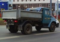 Самосвал ЗиЛ-ММЗ-45085 на шасси ЗиЛ-494560 #М255КО163. Самара, Московское шоссе