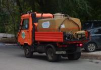 Коммунальная машина Multicar M26 #О032ТВ163. Самара, Владимирская улица
