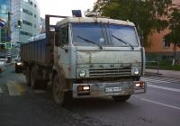 Камаз-5320 #Н718ТР63. Самара, Волжский проспект