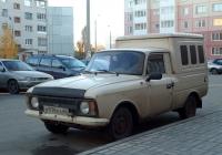 ИЖ-2715-01 #Н 978 ЕА 60. Псков, Инженерная улица