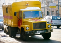Аварийно-ремонтная мастерская на шасси ГАЗ-3307 #У299МС63. Самара, улица Куйбышева