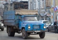 Самосвал ГАЗ-САЗ-3507 на шасси ГАЗ-53-12 #М852ТН63. г. Самара, Некрасовская улица