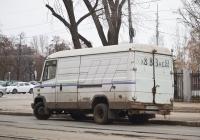 Цельнометаллический фургон Mercedes-Benz T2 второго поколения (1986) #Х883АЕ63. г. Самара, Красноармейская улица