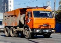 Самосвал КАМАЗ-65115 #Т815РВ163. г. Самара, ул. Авроры