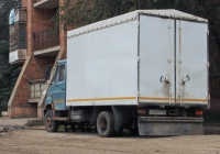 Фургон на шасси ЗиЛ-5301 #О642РХ163. г. Самара, Заводское шоссе