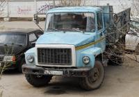 Бортовой грузовой автомобиль ГАЗ-3307 #О378ЕК63. г. Самара, ул. Садовая