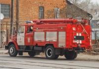 Пожарная автоцистерна АЦ-3,2-40(433104)-8ВР на шасси ЗиЛ-433104 #Н444УВ163. г. Самара, ул. Арцыбушевская