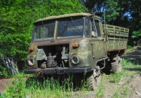 Бортовой грузовой автомобиль повышенной проходимости Robur LO 2002 A. г. Самара, набережная реки Самара