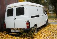 Цельнометаллический фургон DAF 400 #Р326ТМ63. г. Самара, ул. Фадеева