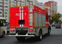 Пожарная автоцистерна АЦ 3,2-40/4 (IVECO-AMT) #А956ОВ763. Самара, Партизанская улица