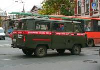 автомобиль аварийной службы УАЗ-3962 #В830АН82. Самара, улица Фрунзе/Некрасовская улица