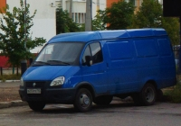 """Цельнометаллический фургон ГАЗ-2705-288 """"Газель-Бизнес"""" #В255РЕ763. г. Самара, ул. Советской Армии"""