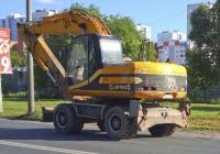 эксковатор JCB JS160W #2302ОТ63. Самара, улица Советской Армии