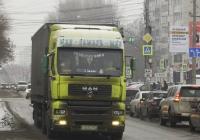 Седельный тягач MAN TGA #У323РК163. г. Самара, ул. Советской Армии