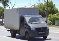 "Фургон на шасси ГАЗ-A21R22 ""Газель Next"" #А193МО763. г. Самара, ул. Авроры"