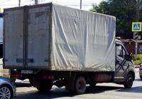 """Бортовой грузовой автомобиль ГАЗ-A21R* """"Газель Next"""" #А209УО763. г. Самара, ул. Партизанская улица"""