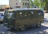 Микроавтобус повышенной проходимости УАЗ-3962 #С494АУ63. г. Самара, ул. Партизанская