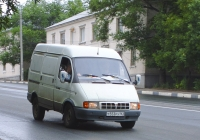 """Цельнометаллический фургон ГАЗ-2752 """"Соболь"""" #Т553РХ163. г. Самара, ул. Авроры"""
