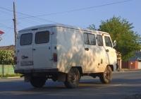 Грузопассажирский автомобиль УАЗ-3909 #Х519ОУ163. г. Самара, ул. Авроры