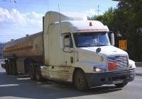 Седельный тягач Freightliner Columbia  #Х896АК163. г. Самара, ул. Авроры