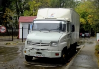 Фургон на шасси ЗиЛ-5301*  #Т979ТМ163. г. Самара, Московское шоссе