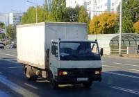 Фургон на шасси Tata LPT-613 #Е812ЕН163. г. Самара, Московское шоссе