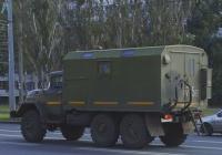Передвижная мастерская (КУНГ) на шасси ЗиЛ-131 #Р350МК163 #Р735ЕЕ63. г. Самара, Московское шоссе