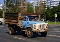 Самосвал ГАЗ-САЗ-3507 #С446ХР163. г. Самара, Московское шоссе
