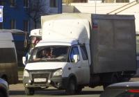 Бортовой грузовой автомобиль ГАЗ-33023-288 «Фермер» #С934ХВ163. г. Самара, Московское шоссе