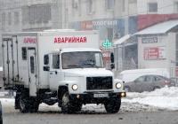 Аварийная мастерская на шасси ГАЗ-3309 #Т361ВУ163. г. Самара, ул. Ново-Вокзальная